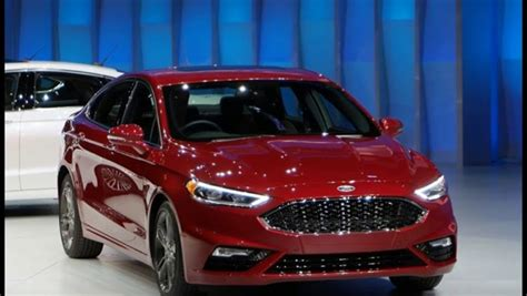 2019 Ford Fusion Redesign Canceled