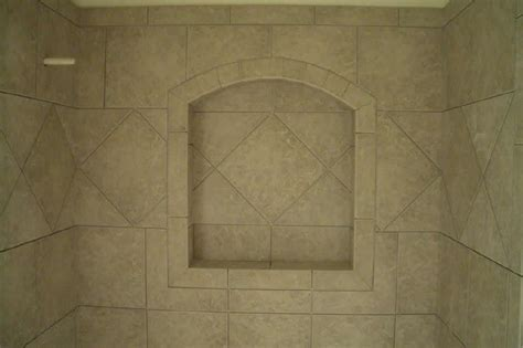 bathroom niche ideas how to build a niche for your shower part 4