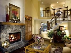 le style deco campagne s39invite dans les interieurs modernes With decoration maison style campagne