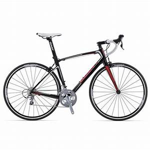 Giant Defy Composite 3 2014 Carbon Road Bike Black Red £749.99