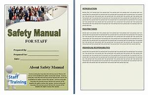 Safety Manual Templates
