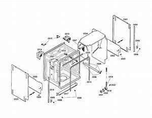 Looking For Bosch Model Shu43c05uc  17 Dishwasher Repair