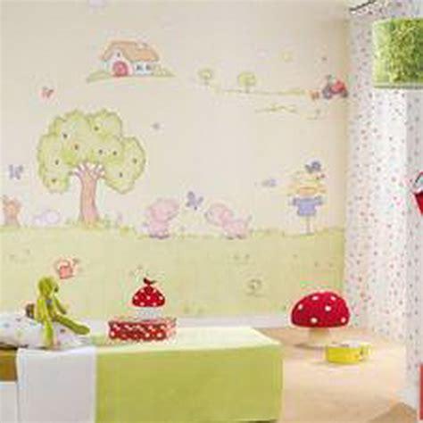 Babyzimmer Gestalten Tapeten by Kinderzimmer Tapete Ideen