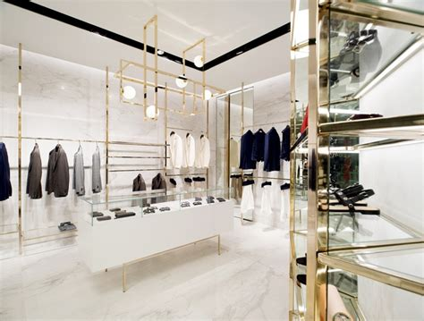 closet store  meregalli merlo architetti associati