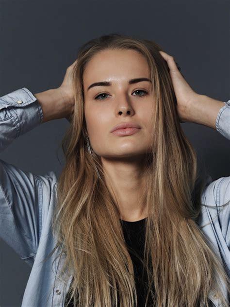 Model Elona Nesterkina | ATR.ONE