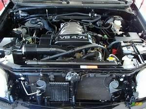 2004 Toyota Tundra Sr5 Access Cab 4x4 4 7l Dohc 32v I