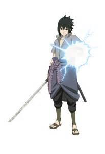 Sasuke Uchiha Chidori