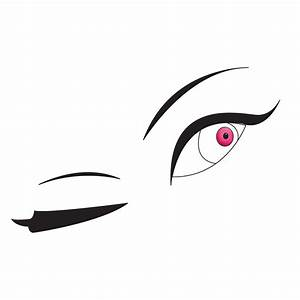 Winking Eye Clipart - Clipart Suggest