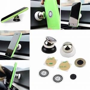 Support Aimant Telephone Voiture : support magn tique aimant voiture rotation 360 pour t l phone portable smartphone tablette gps ~ Voncanada.com Idées de Décoration