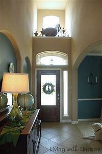 How To Decorate An Above The Door Ledge