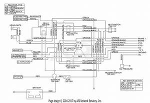 Wiring Diagram  35 Cub Cadet Lt1050 Wiring Diagram