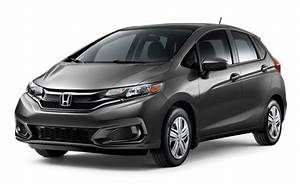 2020 Honda Fit Dx Manual