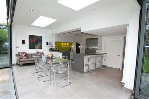 Modern White Kitchen Extension How Much Are Hardwood Floors Per Square Foot Best Miele For Flooring In Brampton Buy Online Solid Cost Santa Cruz Modern Floor Colors Buying Guide