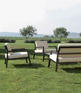 Bain De Soleil Aluminium : emejing salon de jardin aluminium vegas images awesome ~ Dailycaller-alerts.com Idées de Décoration