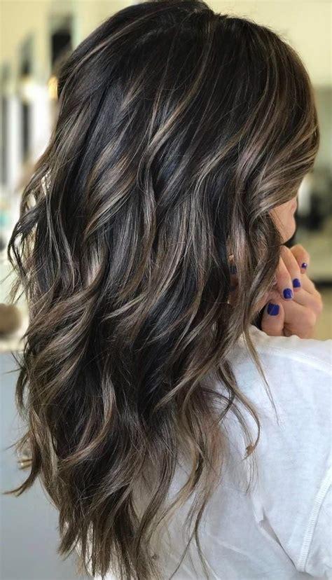 hair colour trends   dark skin