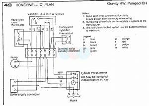 Honeywell Zone Valve V8043f1036 Wiring Diagram Collection