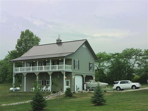 Morton Buildings Home In Clive, Iowa  Homes Pinterest