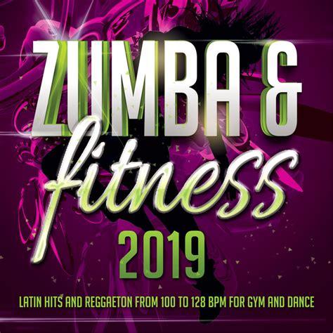 hits reggaeton zumba bpm latin fitness gym dance various