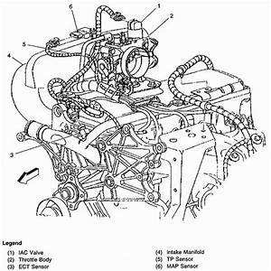 1997 Chevy S10 2 2l Engine Diagram