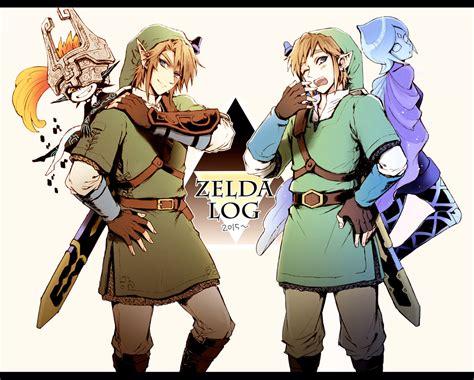 Tags Fanart Zelda No Densetsu Link Midna Skyward