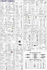 images about schematic symbols on pinterest buzzer With wiring schematic diagram symbols on industrial wiring schematics