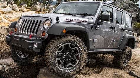 Jeep Wrangler 2018 Wallpapers