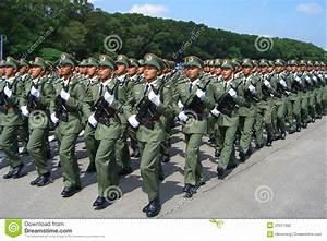 Military Parade - Hong Kong, China Editorial Image - Image ...