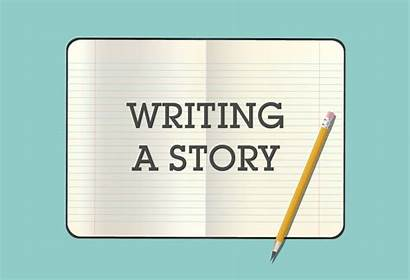 Story Writing Stories Pen Shape Challenges Icons