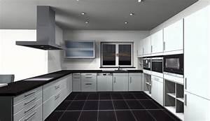 Küchen U Form Bilder : k chen u form bilder haus renovieren ~ Orissabook.com Haus und Dekorationen