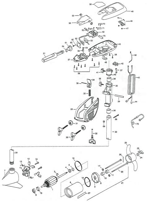 Minn Kota Endura Parts Diagram Reviewmotors