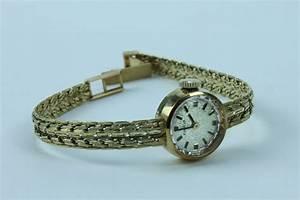 Vintage Uhren Damen : favor damen uhr gold 585 handaufzug special vintage watches tissot junghans certina bifora ~ Watch28wear.com Haus und Dekorationen