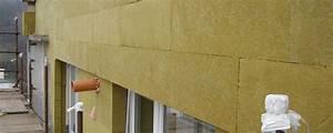 Zateplení fasády minerální vatou postup