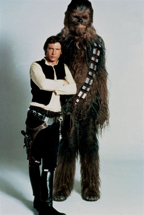 My Favorite Pair Chewy And Han Solo Entertainment