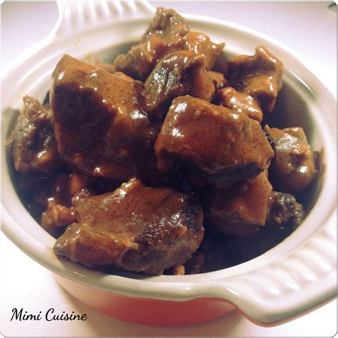 mimi cuisine goulasch de bœuf recette cookeo mimi cuisine