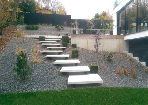 Stufen Im Garten by Stufen Garten Mischungsverh 228 Ltnis Zement