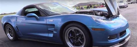 1000 Hp Corvette by 1000 Hp Chevrolet Corvette Zr1 Grabs Ls9 Top Speed Record