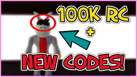 New Codes ! (100k Rc Code)