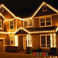 exterior christmas lights Outdoor Christmas Lights