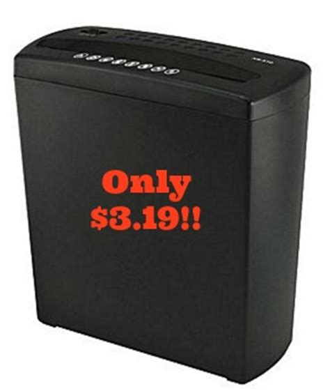 What Is The Best Cheap Paper Shredder Noznanet