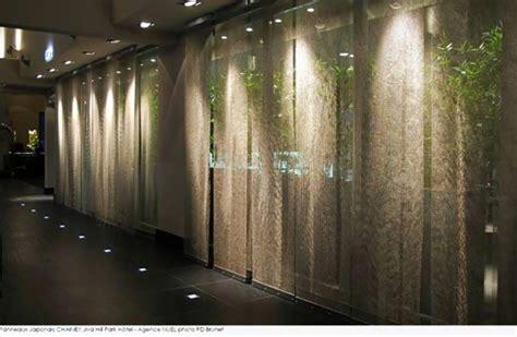 panneaux japonais pour une ambiance d int 233 rieur unique