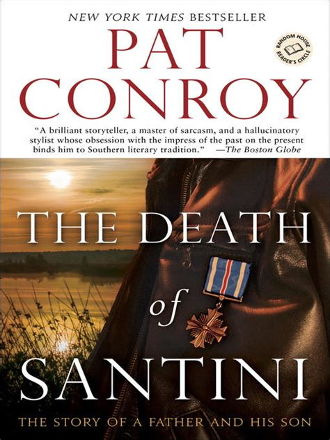 pat conroy the of santini author search results