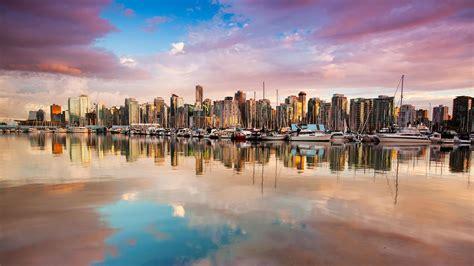 Vancouver View - Bing Wallpaper Download
