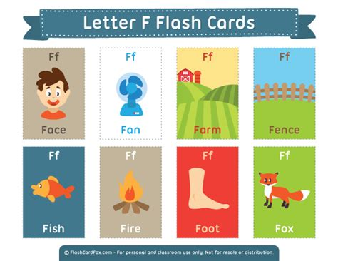 printable letter  flash cards