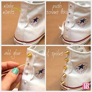 Useful Shoes DIY Ideas to Try | Styles Weekly