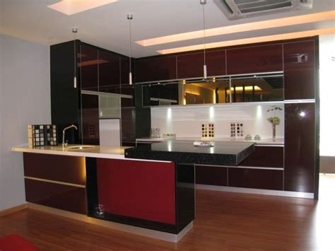 buy kitchen furniture modern kitchen cabinets supplier puchong kl selangor