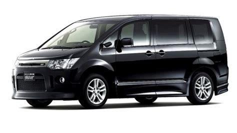 Modifikasi Mitsubishi Delica by Gosipnya Mitsubishi Delica D 5 Bakal Bisa Dibeli Konsumen