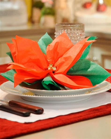 holiday table decorations from the martha stewart show and more martha stewart holidays