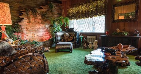 Jungle Room  Photos  An Indepth Tour Of Graceland On