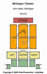 Rockets Seating Chart Michigan Theater Arbor Seating Chart Michigan