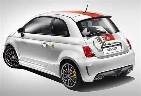Fiat 500 Abarth Performance Parts by Fiat 500 Abarth Powerkit By Alpha N